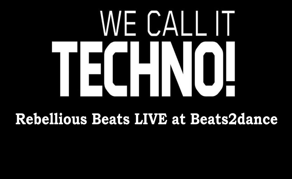 Rebellious beats Livestream